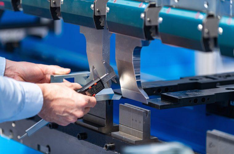 Metal Press Brake, Servo Bending Machine